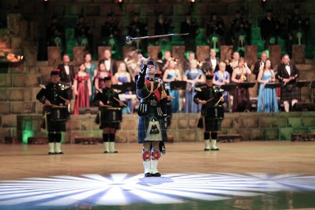 music-show-scotland-drum-major